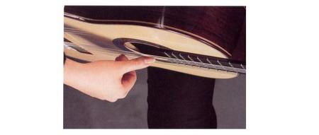 guitar hand position کنترل فیزیکی در هنگام نوازندگی گیتار کلاسیک