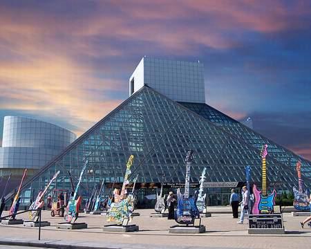 rock n roll hall of fame تالار مشاهیر راک