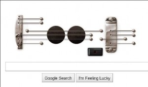 656878 orig 300x177 با لوگوی گوگل گیتار بنوازید