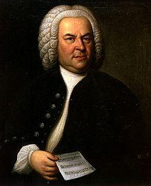 220px Johann Sebastian Bach1 شش سوئیت چلوی باخ 1