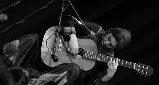 afshar4 تغییرات مدرن در ساخت گیتار میکروتونال گیتار