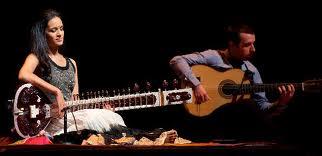 im88ages تلفیق موسیقی هند و فلامینکو با آنوشکا شانکار