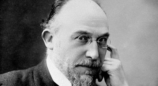 ErikSatie اریک ساتی آهنگساز بزرگ فرانسوی