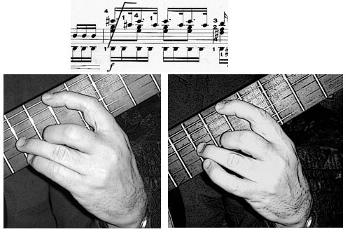 unusual bars1 تجربیات نوازندگی دیوید راسل باره های غیر معمول